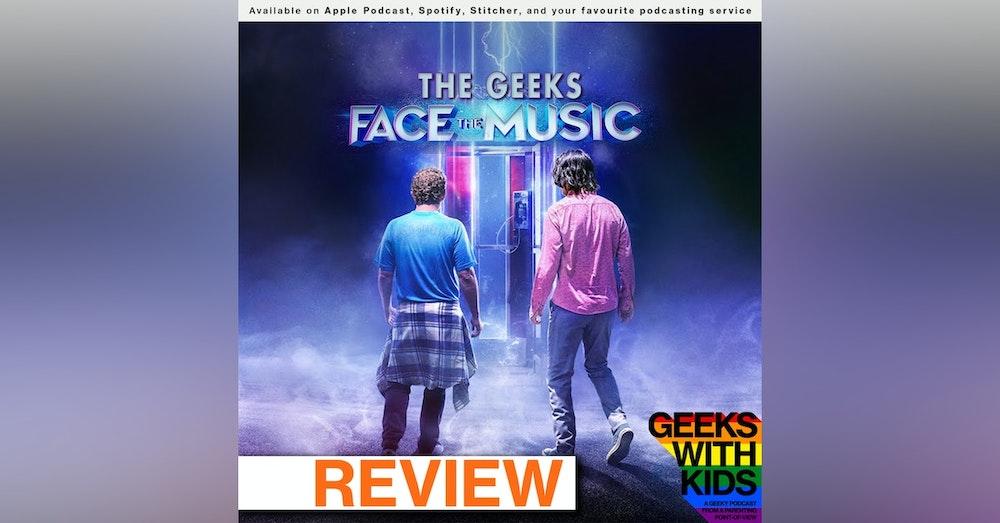 BONUS - The Geeks Face the Music