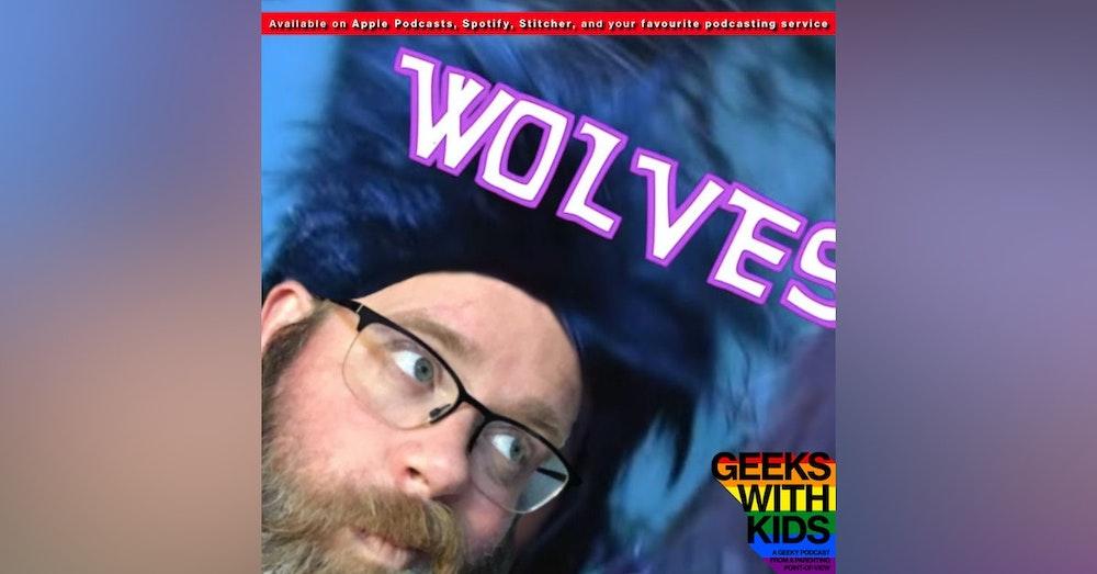 150 - Matt's Werewolf Bar Mitzvah The Remix