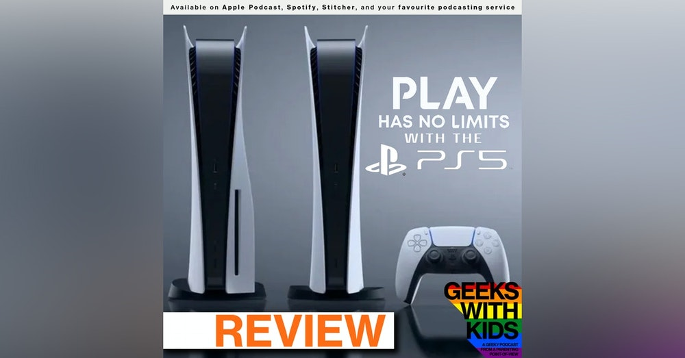 152 - Play has no limits with the Playstation 5