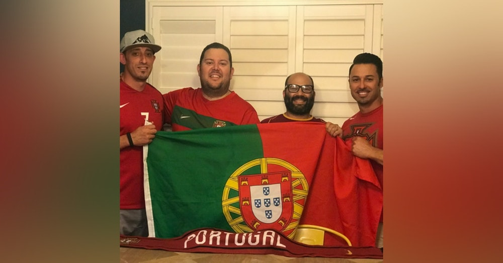 #5: World Cup Preview Round Table w/James Faria, Steve Ferreira, & Nelson Azevedo
