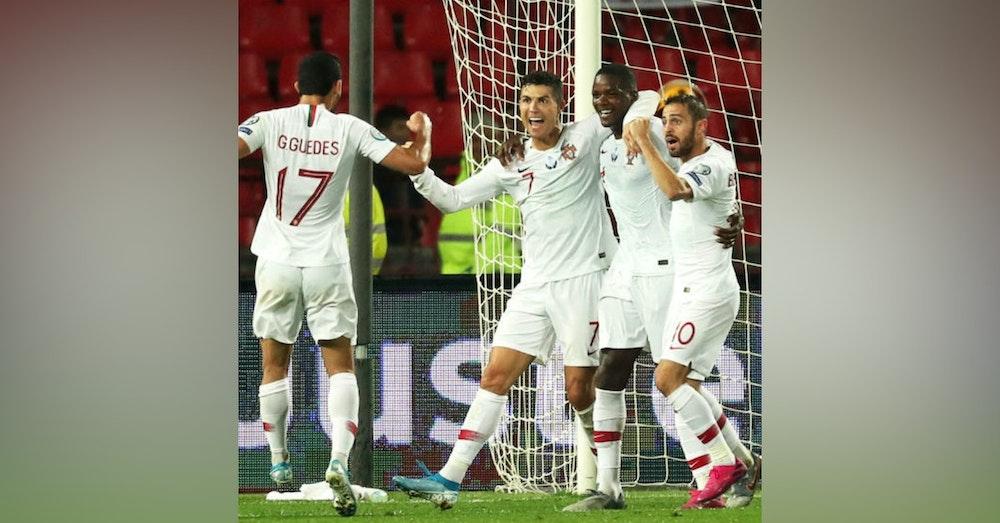 #22: Victories in Serbia & Lithuania w/Marino Peixoto