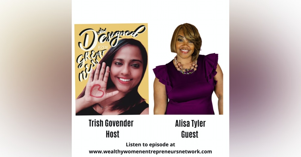 How to Create Financial Freedom with Alisa Tyler