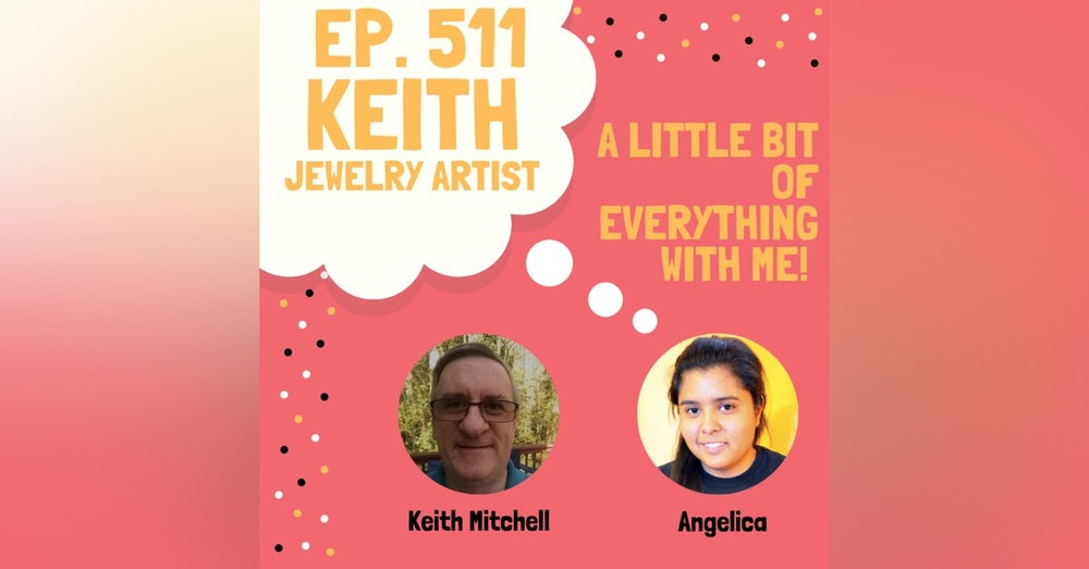 Kieth Mitchell - Owner of Kreations by Kam