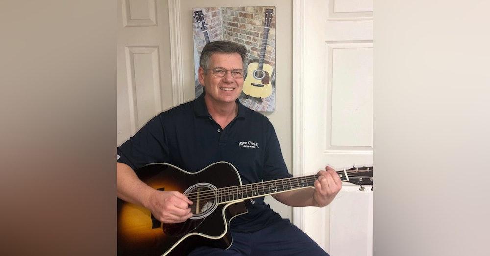 Episode 6 Rick Gunn of Rose Creek Custom Guitars live at the Oakhouse