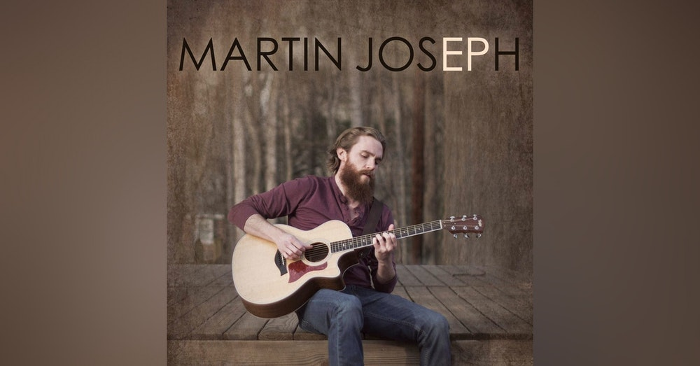 "Episode 17: Martin Joseph recorded live outside at "" The Bird's Nest"" aka my gazebo"
