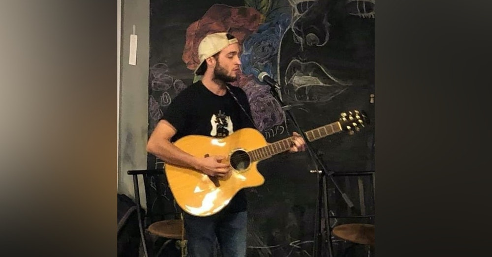 Episode 22; Seth Selewski live from Open mic at the Oakhouse in Canton