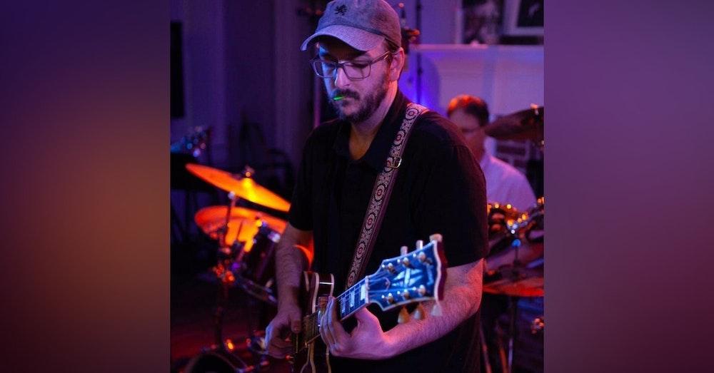 Mark Grundhoefer CD Release East Coast Collective Volume 2