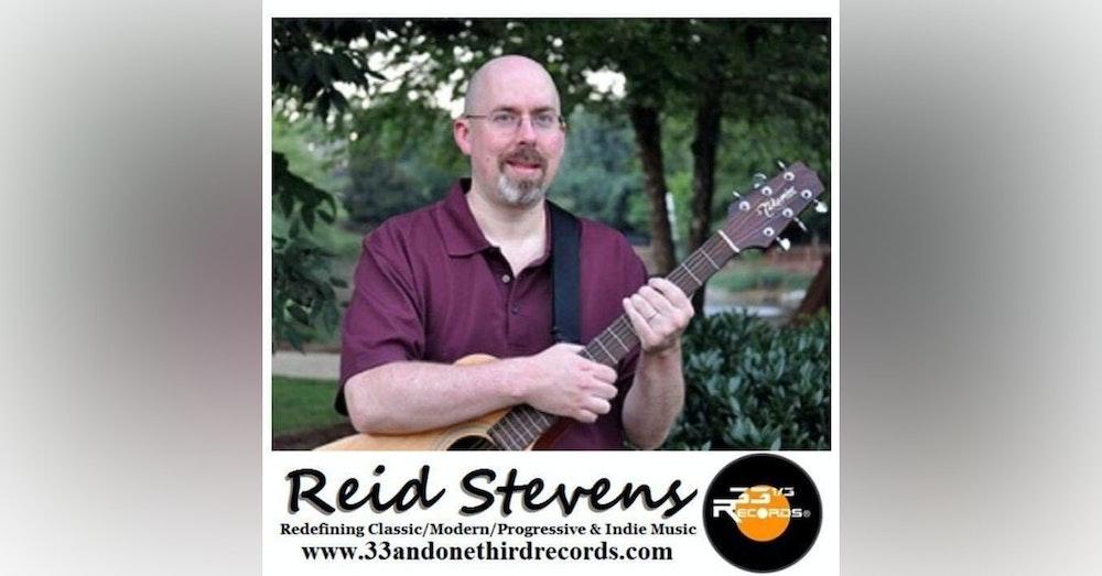 Episode 25: Reid Stevens live from the Oakhouse
