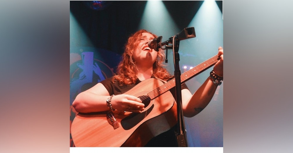 "Amanda Roark live from the ""Bird's Nest"""