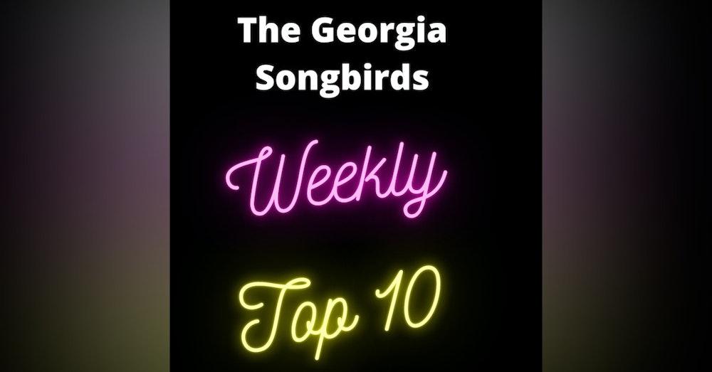 Top 10 Countdown Week 2 ending Aug 7th