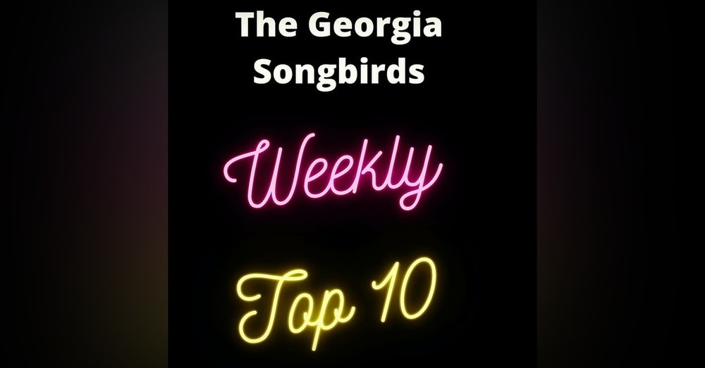 Weekly Top 10 Countdown week 4 ending Aug 21st