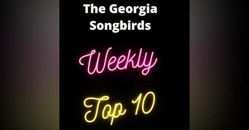Weekly Top 10 Countdown week 5