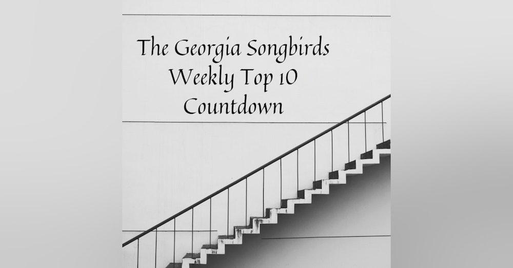 The Georgia Songbirds Weekly Top 10 Countdown Week 26