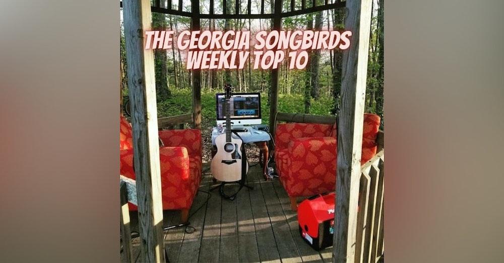The Georgia Songbirds Weekly Top 10 Countdown Week 27