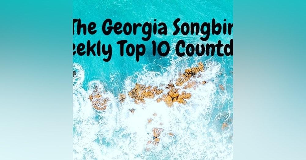 The Georgia Songbirds Weekly Top 10 Countdown Week 32