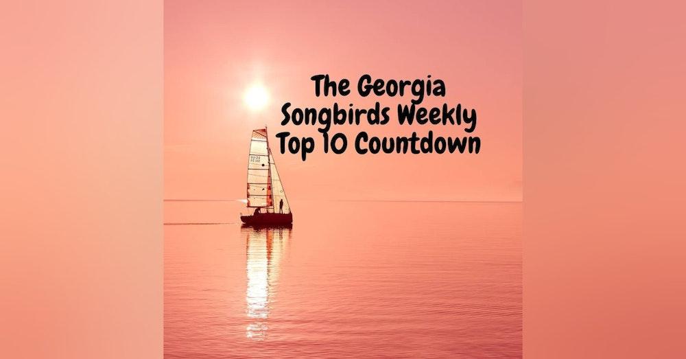 The Georgia Songbirds Weekly Top 10 Countdown Week 33