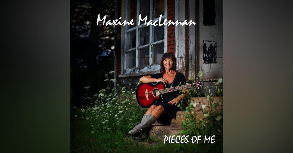 "Maxine Maclennan live from ""The Digital Bird's Nest"""