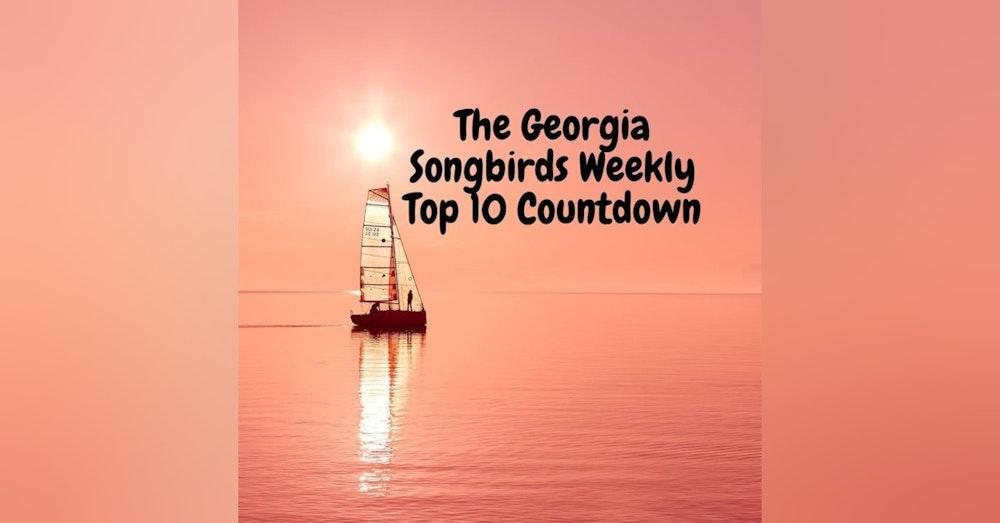 The Georgia Songbirds Weekly Top 10 Countdown Week 46