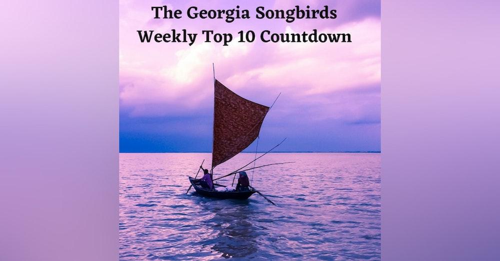 The Georgia Songbirds Weekly Top 10 Countdown Week 47