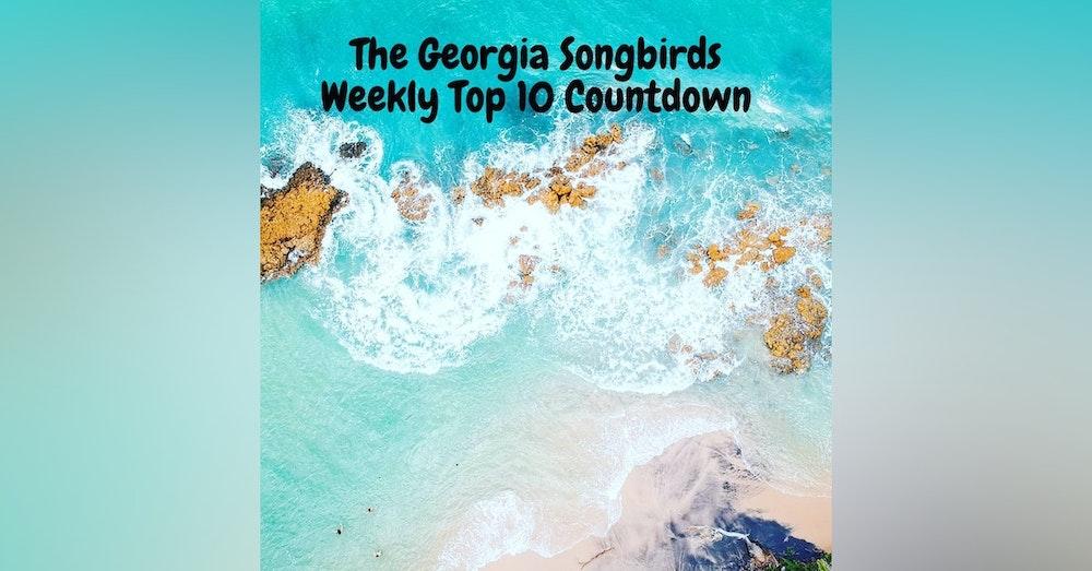 The Georgia Songbirds Weekly Top 10 Countdown Week 50