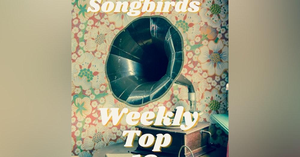 The Georgia Songbirds Weekly Top 10 Countdown Week 59
