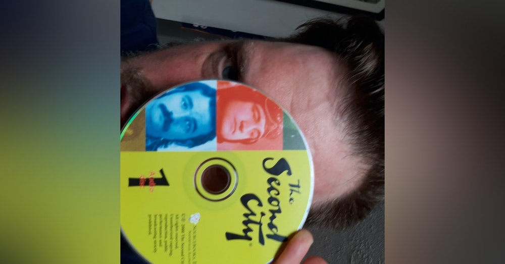 CD #1 From Second City Coffee Table Book