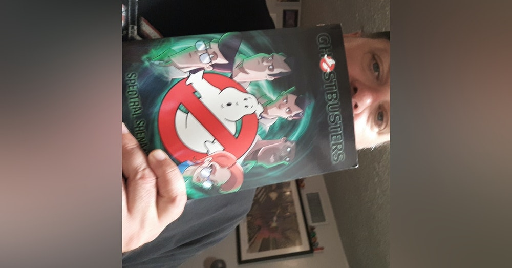 Ghostbusters Vol.1 Issues 1-4