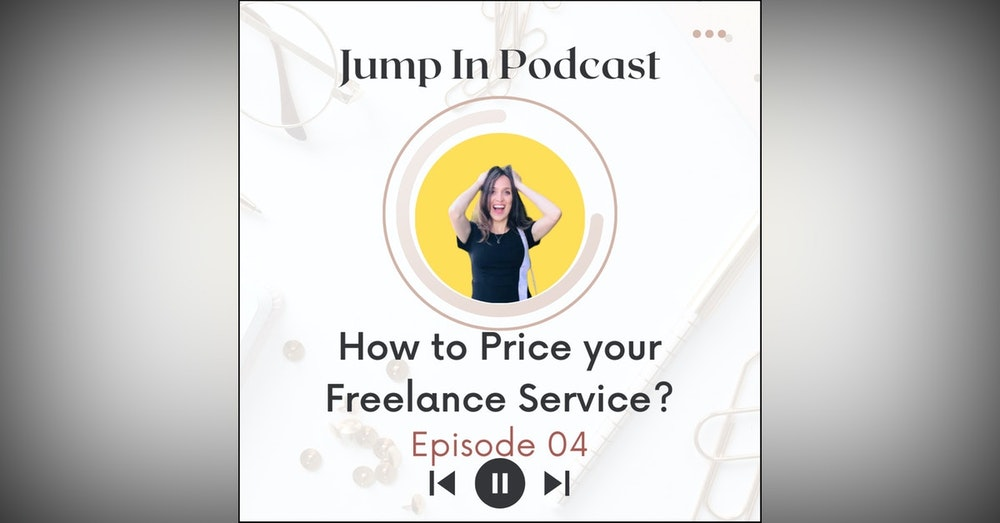 How to price your freelance service
