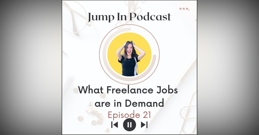 What Freelance Jobs are in Demand