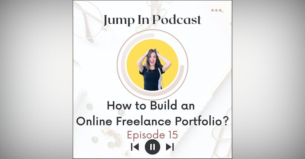 How to Build an Online Freelance Portfolio?