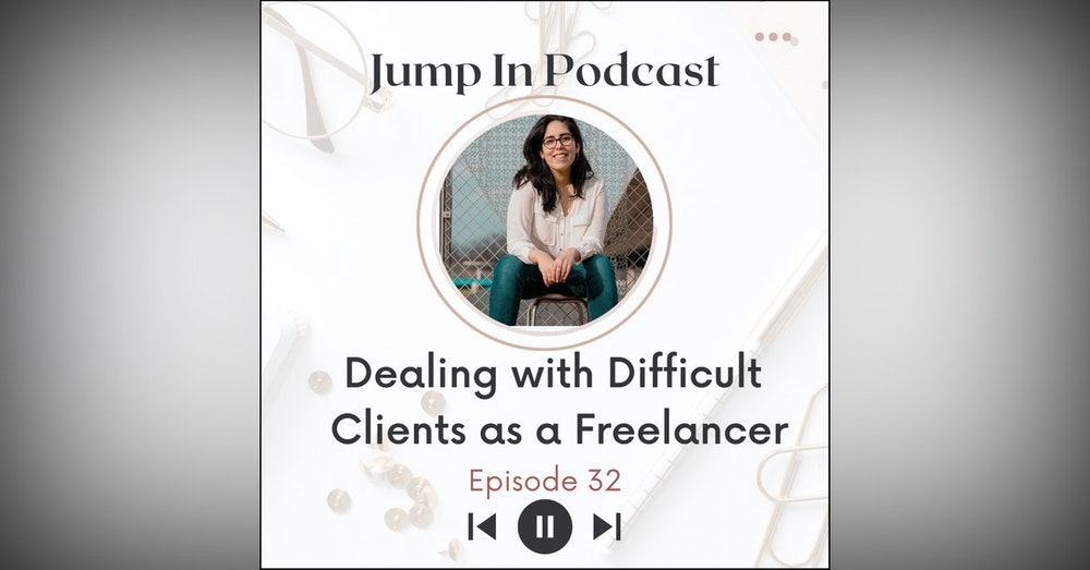 Dealing with Difficult Clients as a Freelancer with Alejandra Villacis from June 10th Creative Services- Part 1