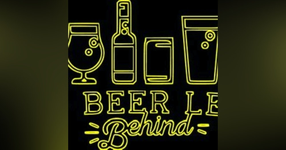 Episode 140 - Brian Lesher of the No Beer Left Behind Podcast