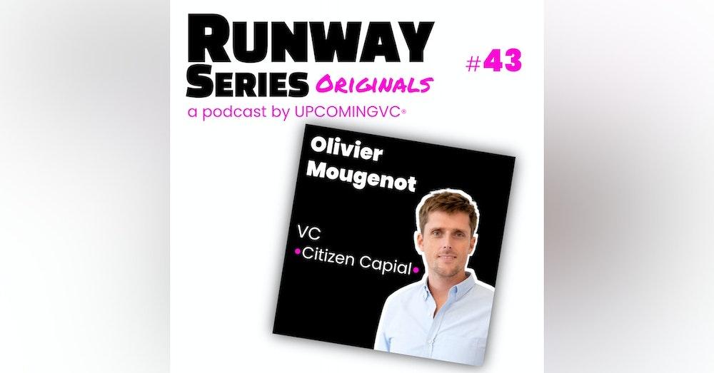 43. Olivier Mougenot, VC @ Citizen Capital - L'impact investing: tout sauf un filtre d'analyse mais une réponse aux enjeux de transformation sociétale.