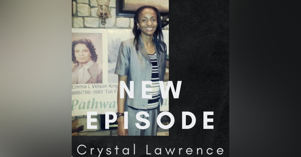 """""""Your Voice is Needed and Expected"""" with Crystal Lawrence, Lockheed Martin"""