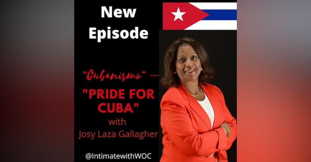 """Cubanismo"" – pride for Cuba"" with Josy Gallagher"