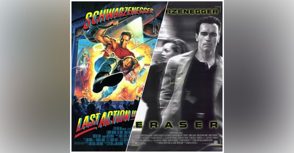 FlickThat Takes on Last Action Hero and Eraser Part Deux