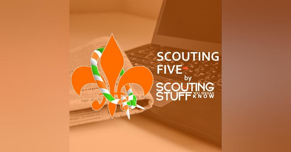 Scouting Five 026 - Week of April 9, 2018