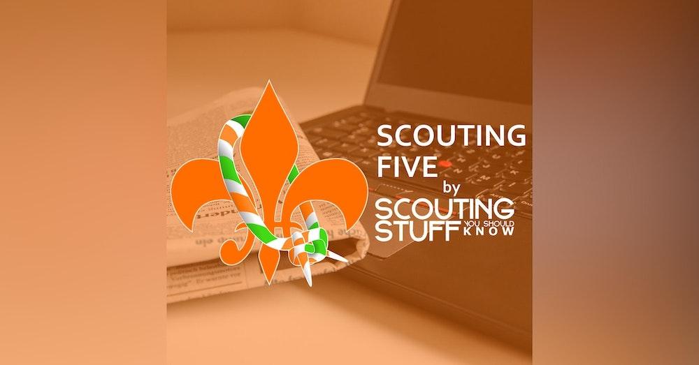 Scouting Five 045 - Week of September 24, 2018