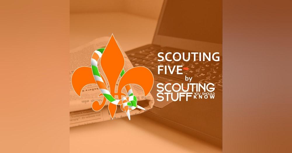 Scouting Five - Week of August 17, 2020
