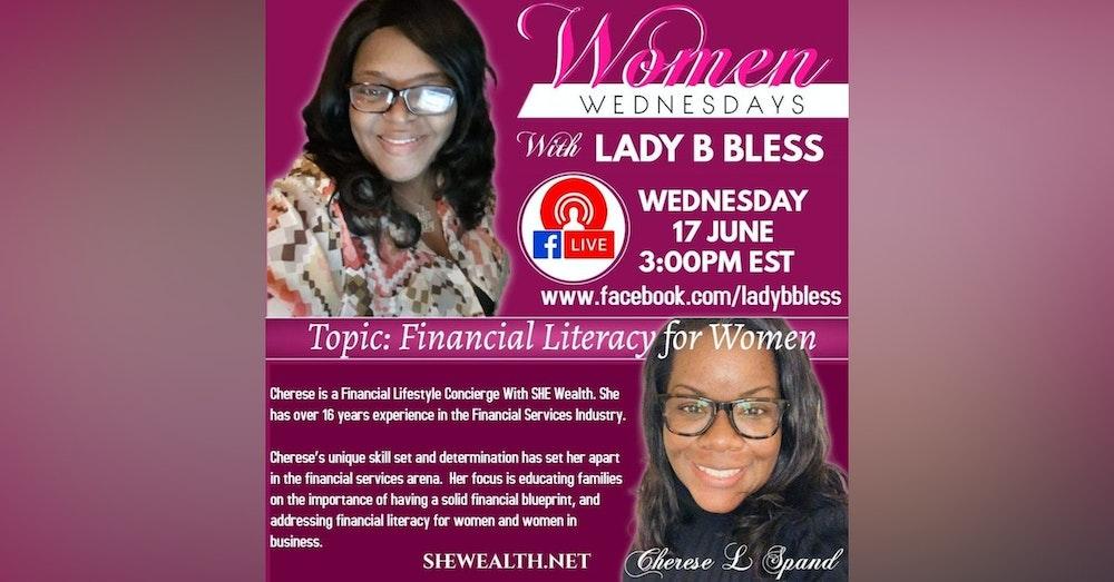#8 July 29, 2020 - (Cherese Lynette Spand) Women Wednesdays