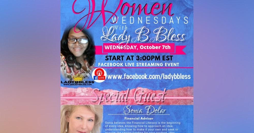 #12 October 7, 2020 - ( Sonia Dolar) Women Wednesdays