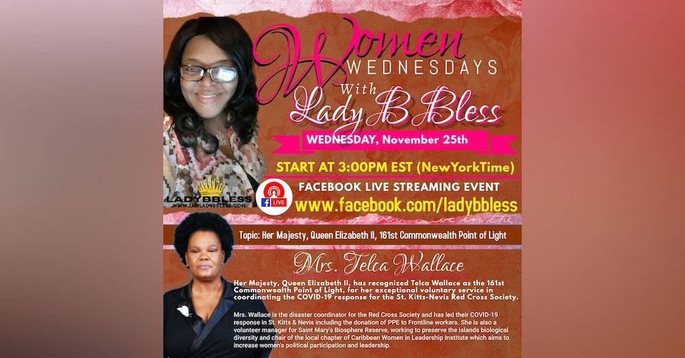 #17 November 25, 2020 - (Mrs. Telca Wallace) Women Wednesdays
