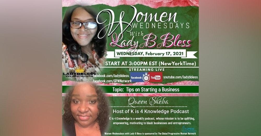 #23 February 17, 2021 - (Queen Sheba) Women Wednesdays
