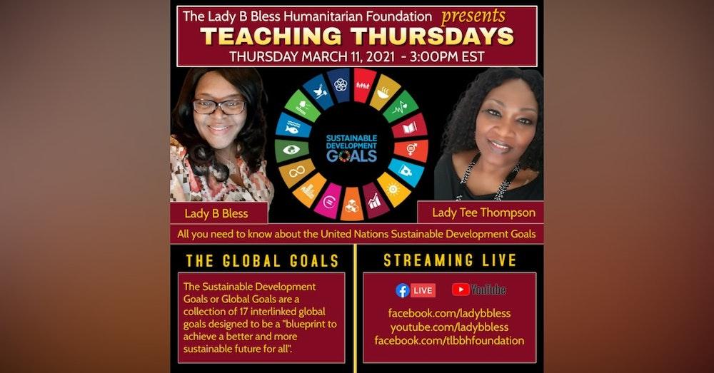 #29 March 11, 2021 (Lady Tee Thompson) Teaching Thursdays