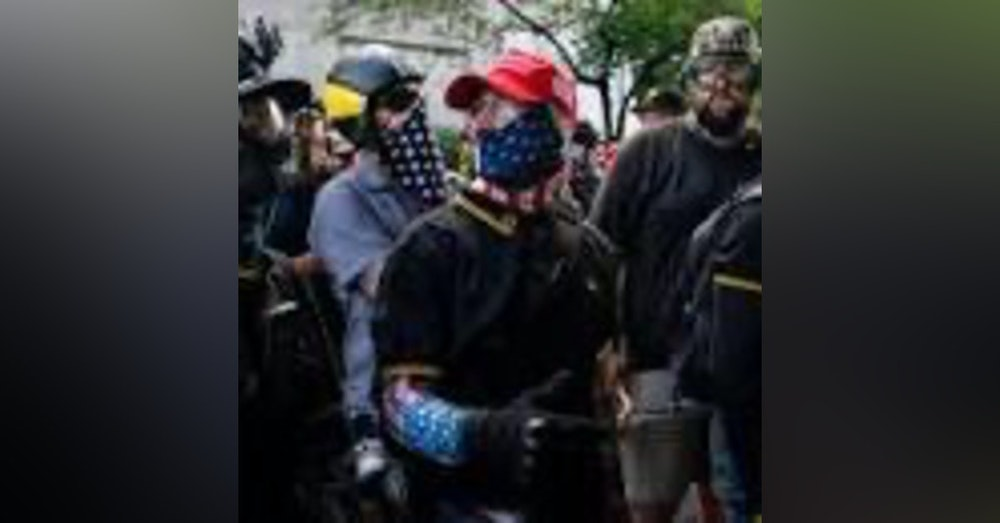Antifa murders Patriot Prayer in Portland: an ominous start to the Presidential campaign.