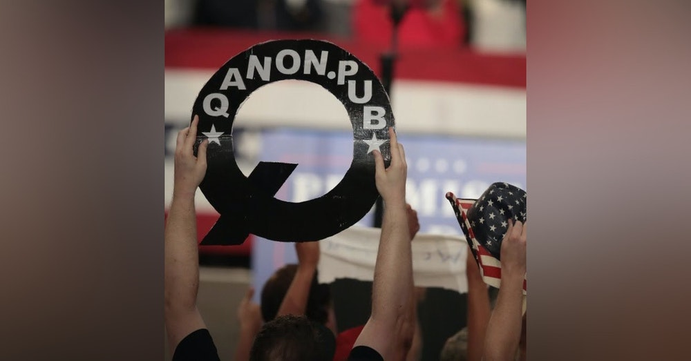 Qanon, Conspiracy Theories and the Republicans