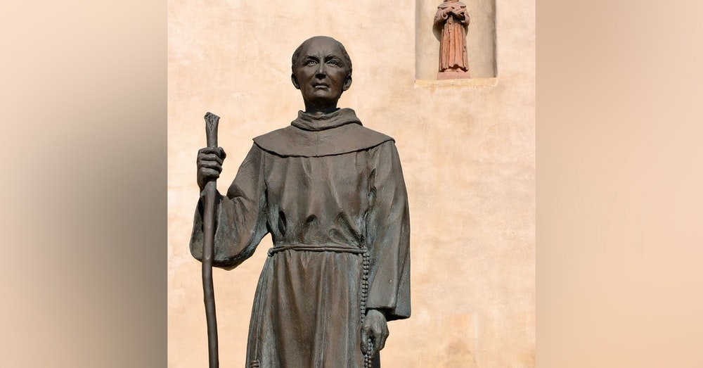 Junipero Serra: the Missions and Presidios of California