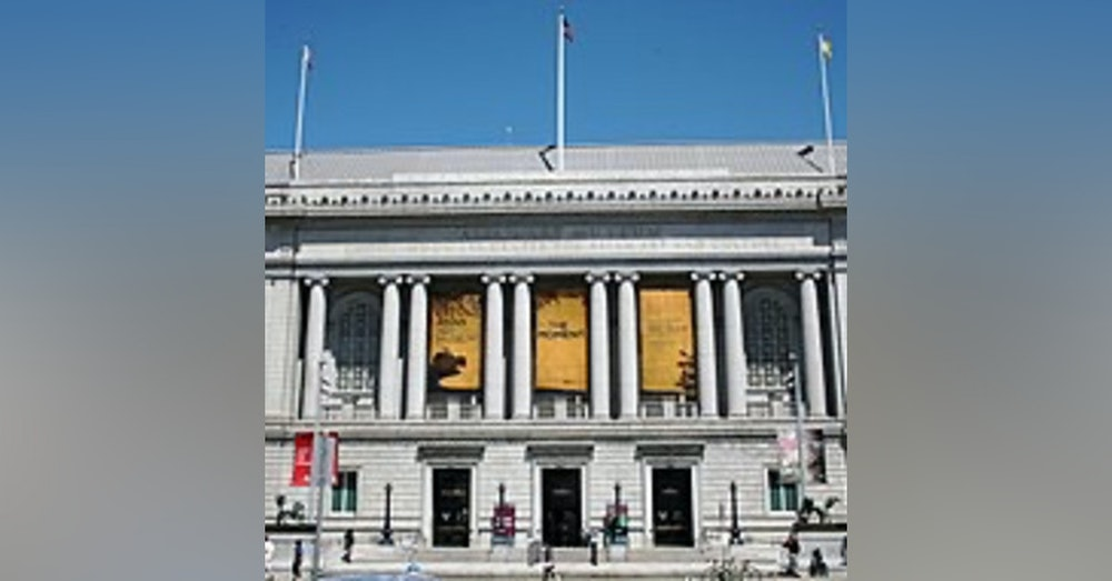 Tearing down San Francisco's Asian Art Museum for being too white.