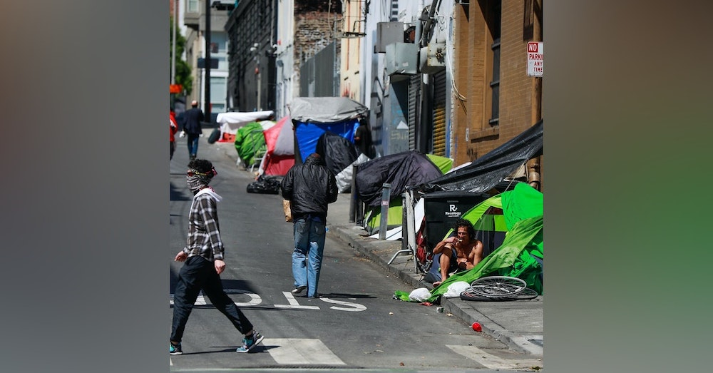Homelessness in the Tenderloin: San Francisco's Shame.
