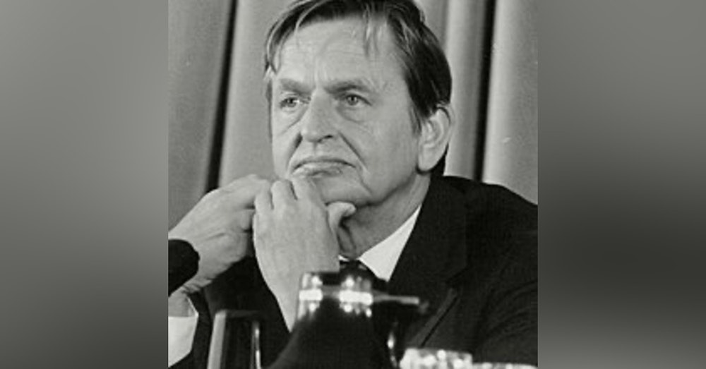Assassination of Olof Palme Solved. Maybe....Maybe not.